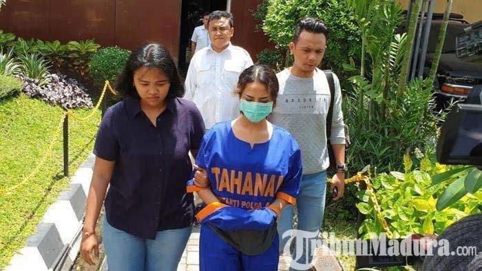 Selain Kirim Foto Hot dan Video Syur Vanessa Angel Dibantu 6 Mucikari, 4 Orang Ditangkap