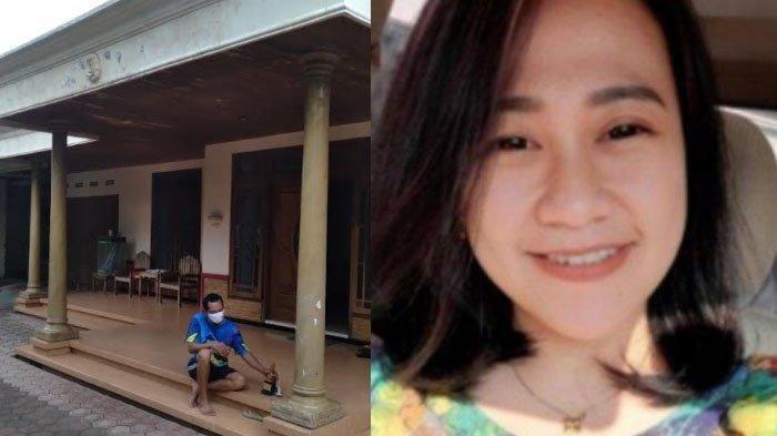 PERAWAT DIBAKAR - Rumah Eva Sofiana di di Dusun Ngembul, Desa Kalipare, Kecamatan Kalipare, Kabupaten Malang. Begini kondisi pilu anak-anak perawat yang dibakar pria misterius itu.