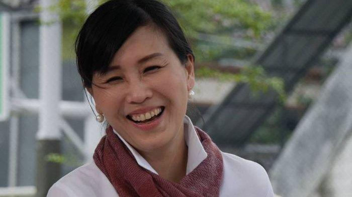 Jarang Terekspose, Veronica Tan Kepergok Sibuk Jualan Daging