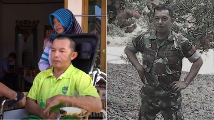 Kisah Kopka Ade Casmita, Prajurit Kebanggaan Kostrad Kini Tak Berdaya karena Stroke