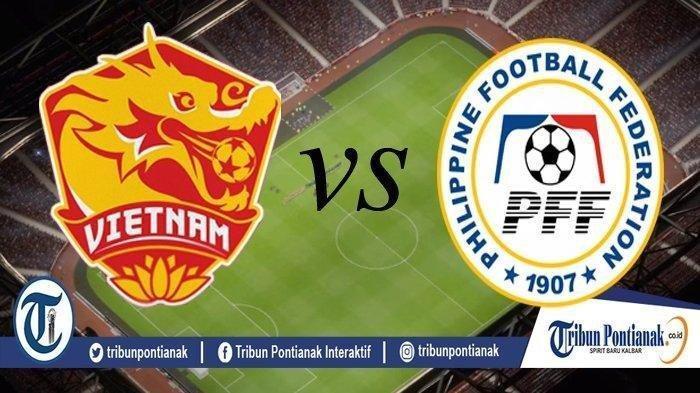 SIAP-SIAP! Tonton Live Streaming Semifinal Piala AFF 2018, Vietnam vs Filipina Jam 19.00 WIB.