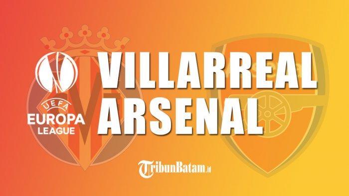 Villarreal vs Arsenal Kick Off 02.00 WIB, Mikel Arteta: Aubameyang, Lacazette, Kieran Main!