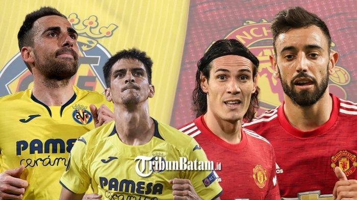 Villarreal vs Manchester United kick off 02.00 WIB, player to watch: Gerard Moreno, Paco Alcacer, Edinson Cavani dan Bruno Fernandes