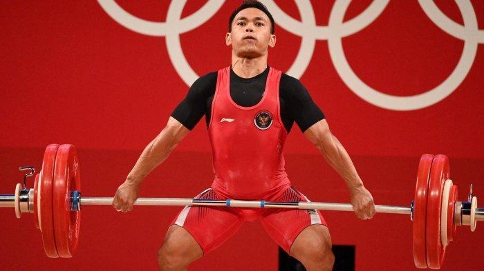 Indonesia Tambah Medali di Olimpiade Tokyo 2020, Eko Yuli Sumbang Perak Angkat Besi