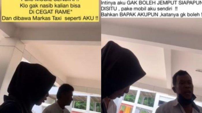 Food Vlogger Batam Syok Diadang Sopir Taksi Pelabuhan Punggur, Kisahnya Viral di Media Sosial