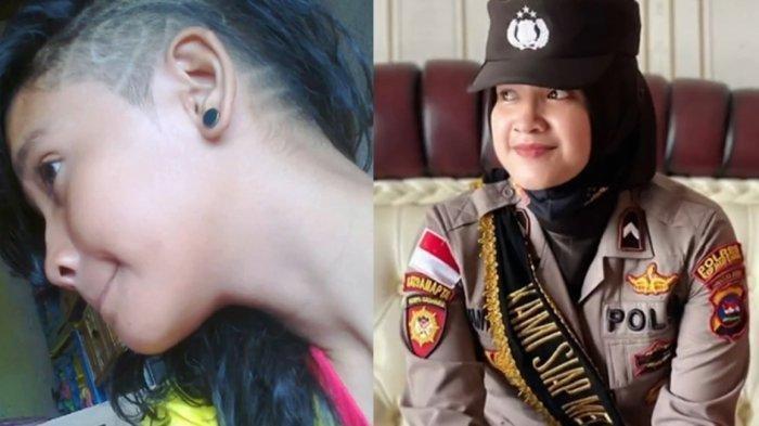 Viral di Medsos, Gadis Ini Dulu Diremehkan, Kini Jadi Kebanggaan Orangtua Setelah Jadi Polwan