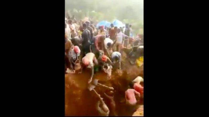 Usai Video Gunung Emas di Kongo Viral, Lokasi Tambang Kini Ditutup Pemerintah
