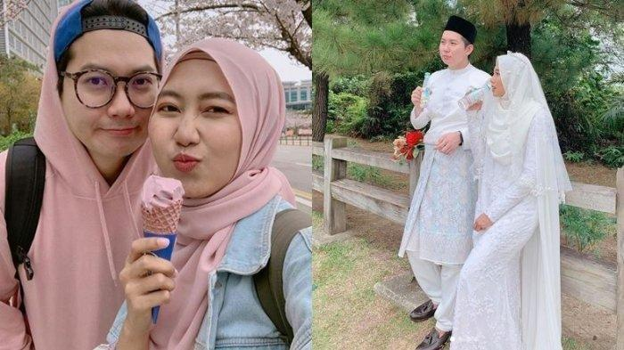 Persembahan Cinta Luar Biasa Wanita Malaysia Saat Pernikahannya dengan Pria Asal Korsel