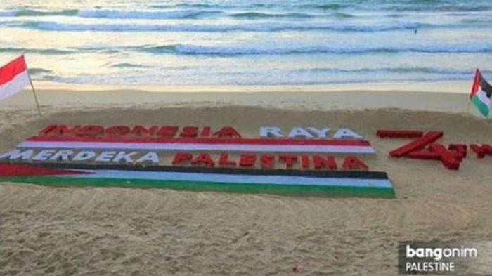 VIRAL Warga Palestina Turut Rayakan HUT RI di Gaza, Ungkap Hal Mengharukan DIbaliknya