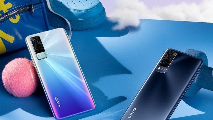 Vivo Y53s dengan Fitur Flagship 8GB+3GB Extended RAM Resmi Dipasarkan di Indonesia