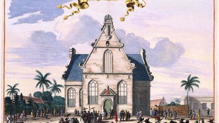 Mengintip Kisah Gemerlap Nyonya Sosialita di Batavia Zaman VOC, Ini Tempat Nongkrongnya!