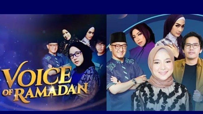 Ayus dan Nissa Sabyan Stop Tak Terlibat Lagi di Voice of Ramadan GTV, Ini Juri Penggantinya