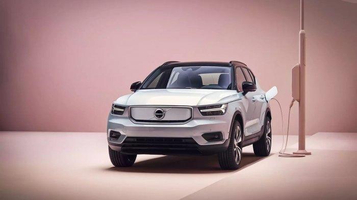 Siap-siap, Mobil Listrik Terbaru Volvo akan Meluncur pada Maret 2021