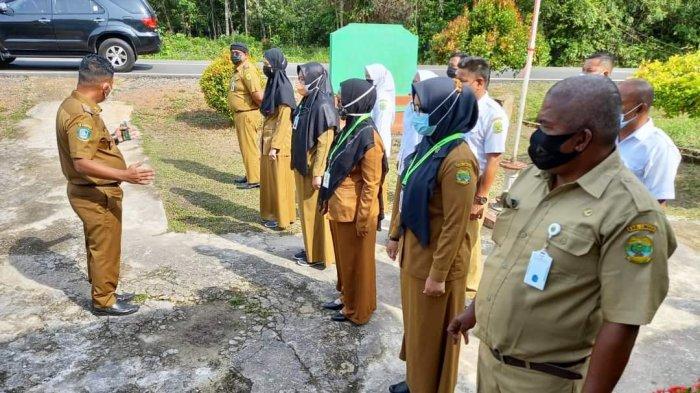 Wakil Bupati Lingga Sidak Kelurahan Daik, Jaga Pelayanan untuk Warga Lingga