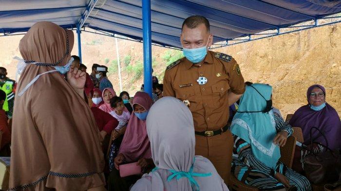 Pemkab Natuna Targetkan Capaian Vaksinasi Corona 100 Persen saat 17 Agustus 2021