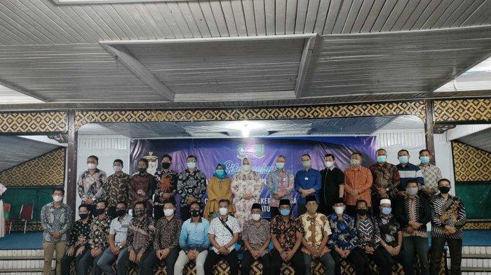Wagub Kepri Kunjungi Natuna, Ngesti Singgung Janji Politik Pemekaran Kecamatan