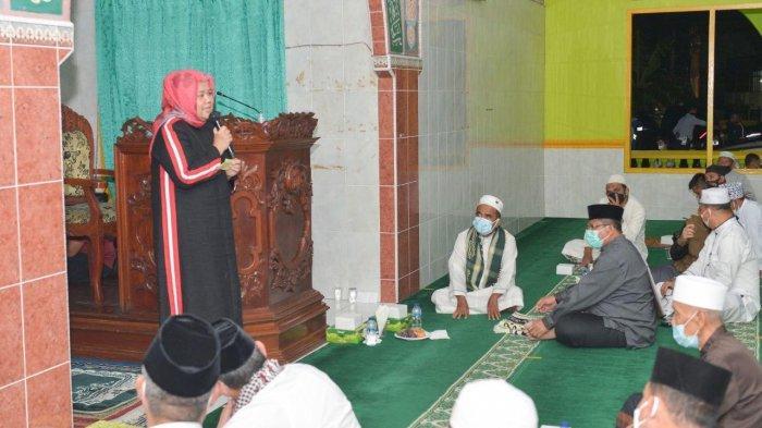 Safari Ramadhan Wagub Kepri di Tanjungpinang, Sampaikan Pentingnya Vaksinasi Covid-19