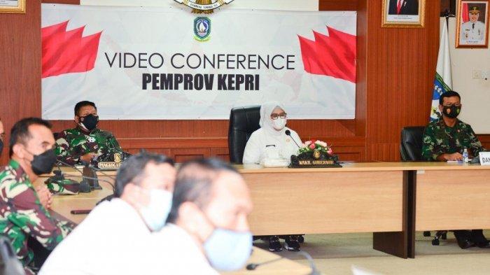 Wakil Gubernur Kepri Terima Peserta KKDN, Singgung Pengembangan Sektor Maritim