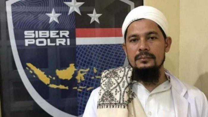 Terancam 5 Tahun Bui, Mantan Wakil Ketua FPI Resmi Tersangka Kasus Hasut Warga untuk Lawan Petugas