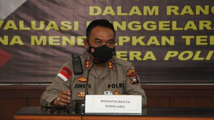 Wakapolresta Barelang AKBP Junoto, Senin (13/9/2021).