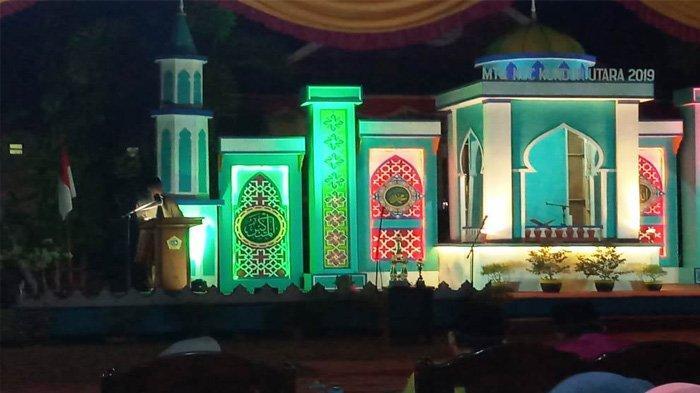 Malam Ini Pembukaan MTQ XI Kabupaten Karimun, Dimeriahkan Artis Ibu Kota