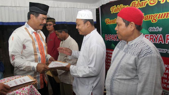 Pemprov Kepri Bantu Satu Masjid dan Lima Mushalla