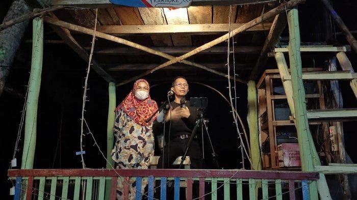 Sudah Negatif Covid, Wawako Batam Amsakar Achmad Jalani Isolasi Mandiri di Rumah, Istri?