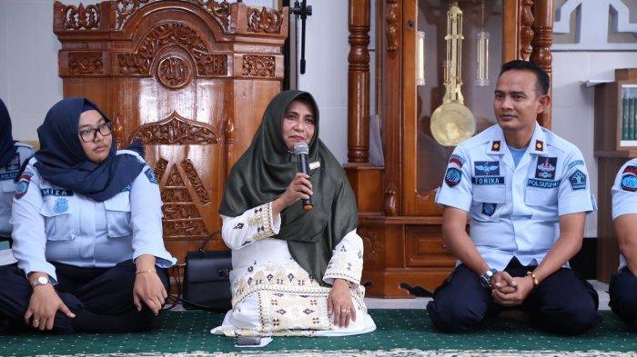 Tutup Pesantren Ramadan di Rutan Tanjungpinang, Wakil Walikota Tanjungpinang Pesankan Ini