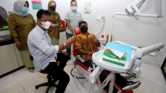 Klinik di Batam Jadi Atensi Wali Kota Muhammad Rudi, 'Semakin Banyak, Semakin Bagus'
