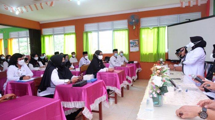 Wali Kota Tanjungpinang Cek Kesiapan Belajar Tatap Muka Bersama Kepala Sekolah