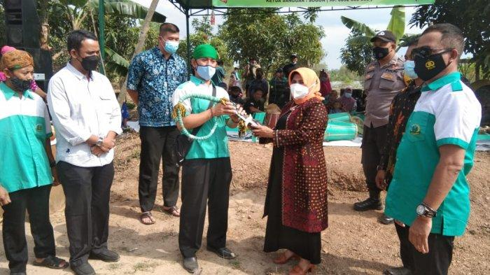 Walikota Tanjungpinang Apresiasi Terbentuknya Sanggar Turonggo Putro