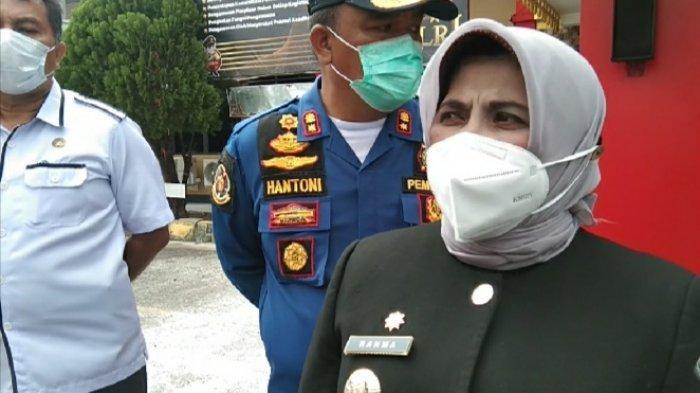 Walikota Tanjungpinang Pastikan Rapid Test Antigen Acak Tetap Jalan Meski Berpolemik