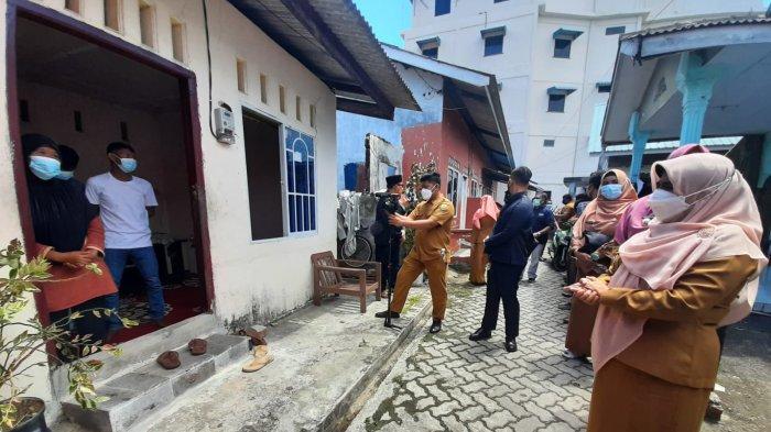 Tanjungpinang Bebas Zona Merah Covid-19, Kasus Aktif 378 Mayoritas Isolasi Mandiri