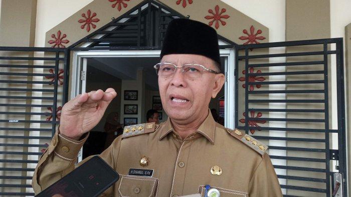 Program Santunan Orang Meninggal Kurang Mampu, Wali kota Tanjungpinang: Sudah Ayah Teken Perwakonya