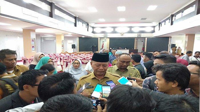 Pertemuan Perdana dengan 46 Media, Syahrul-Rahma Ajak Media Teken MoU, Ini yang Dibahas