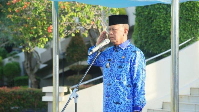 Pimpin Peringatan Hari Lahir Pancasila, Walikota Tanjungpinang Syahrul Pesankan Ini