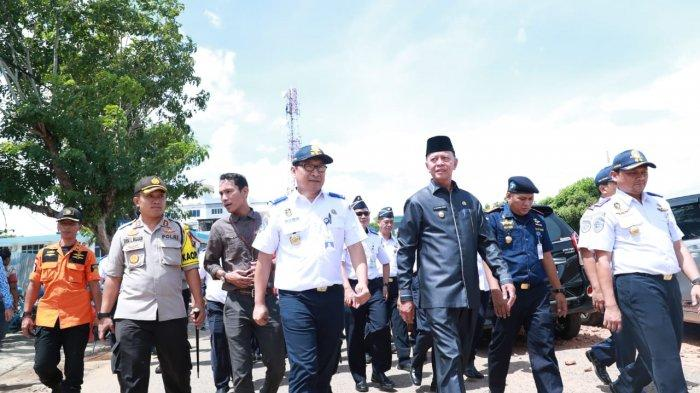 Dirjen Hubla Peringatkan Operator Kapal di Pelabuhan SBP Tanjungpinang Agar Jangan Over Muatan