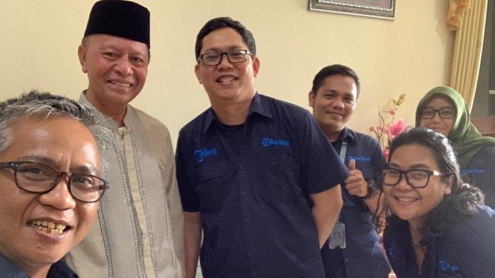 90 Hari Sebelum Wafat, Wali Kota Tanjungpinang H Syahrul Tegaskan Lebih Takut DBD daripada Corona