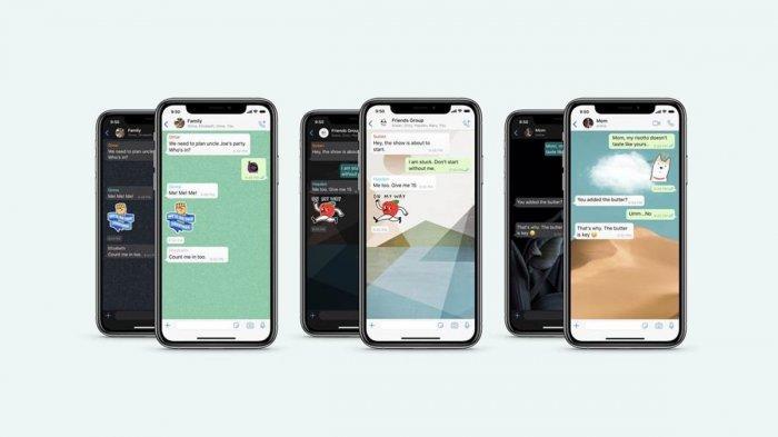 Cara Ganti Wallpaper WhatsApp Untuk Nomor Kontak yang Berbeda, Begini Caranya