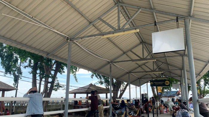 Warga Anambas Andalkan KMP Bahtera Nusantara 01 saat Cuaca Ekstrem