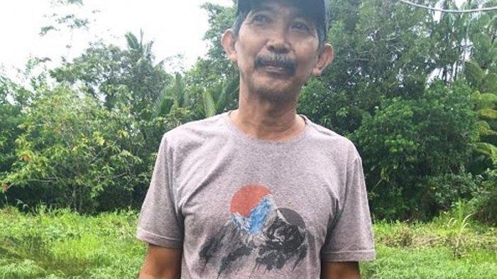 Warga Desa Batu Berdaun, Kecamatan Singkep, Kabupaten Lingga, Taria.