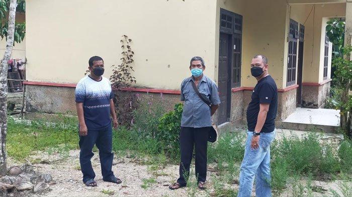 Korban Kebakaran di Lingga Tinggal di Asrama Polisi, Rumah Anwar Dibakar Anak Sendiri