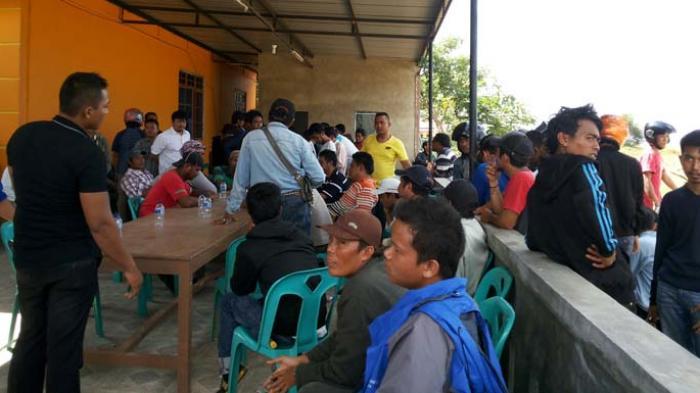 Warga Nongsa Bakal Sweeping KTP Pekerja PT SMOE Indonesia