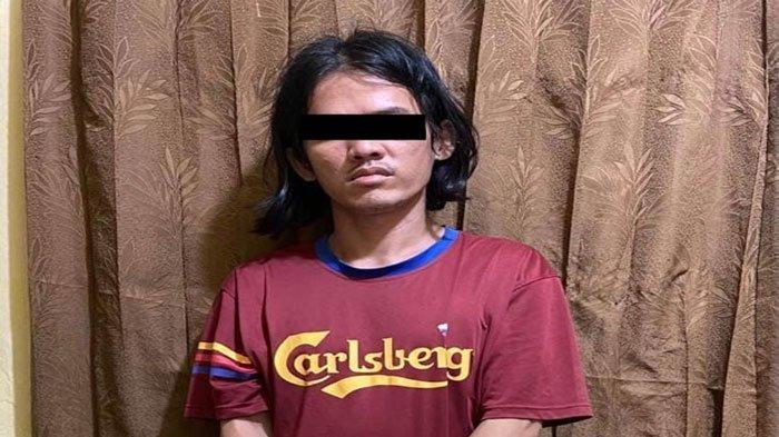 Pria di Tanjungpinang tak berkutik dibekuk Ditresnarkoba Polda Kepri karena terbukti memiliki sabu-sabu.