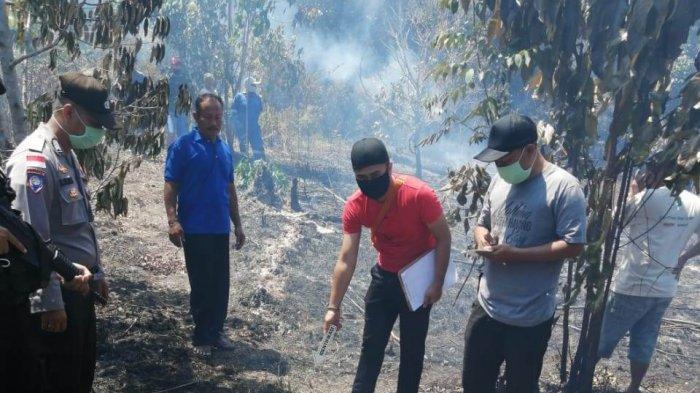 Pria Asal Tanjungpinang Hangus Terbakar di Bintan Ketika Bersihkan Lahan