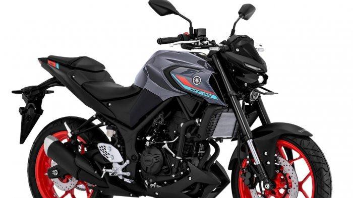 Makin Agresif, Ini Warna Baru Yamaha Sport Naked Bike MT-25 !