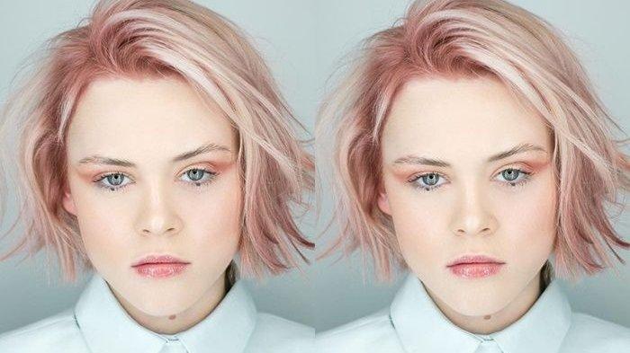 Tampil Kece Baday Di Tahun Baru dengan Gaya Rambut Terbaru Khusus untuk Kamu si Pemilik Wajah Bulat