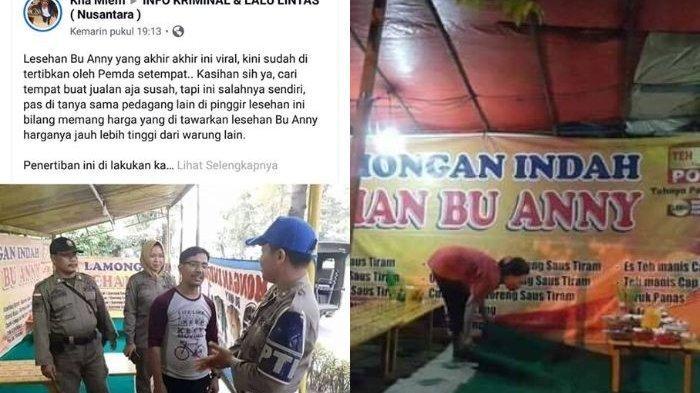 Warung Lesehan Bu Anny Resmi Turunkan Harga Menu, Tapi Harga Tempe Goreng Bikin Netizen Emosi