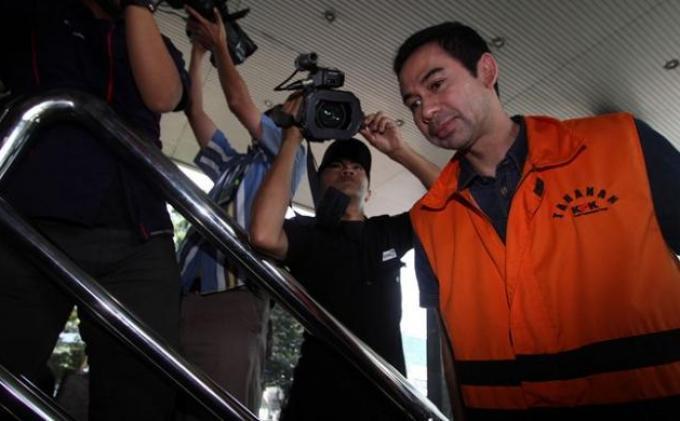 Tidak Terbukti Lakukan Pencucian Uang, Tubagus Chaeri Hanya Divonis Empat Tahun Penjara