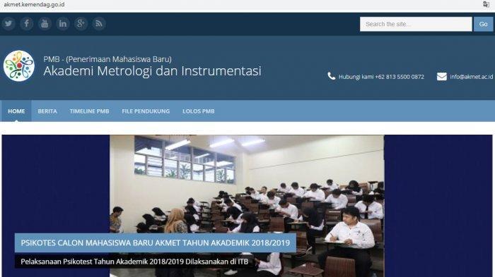 KABAR GEMBIRA: Akmet Buka Beasiswa 2021 Penuh Kuliah Diploma 3